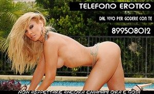 Lolita Sesso al Telefono 899319905